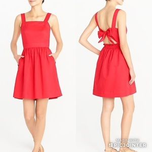 NWT J. crew | Apron Dress
